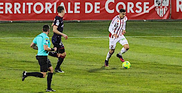 L'ACA dominé par Nîmes Olympique (3-1)