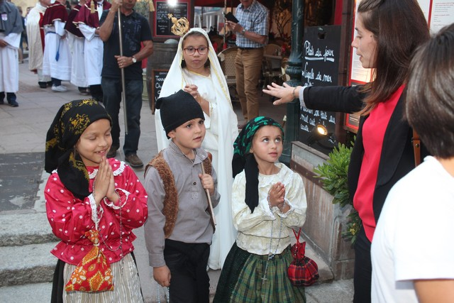 La communauté portugaise de Calvi a fêté Notre Dame de Fatima