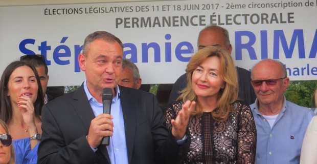 Stéphanie Grimaldi : « Je déplore la division de la droite, ma candidature est naturelle et légitime »