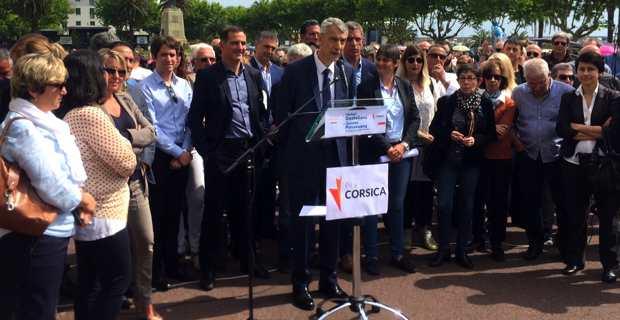 Michel Castellani : « Notre victoire constituerait un message politique adressé au gouvernement »
