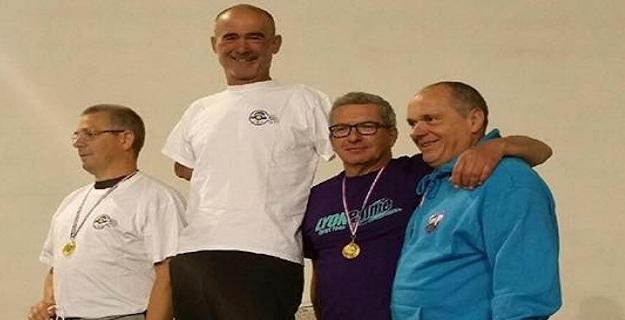 Thierry Corbalan vainqueur de la 48 ème traversée de Sète de nage avec palmes