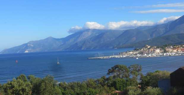 Golfe de San Fiurenzu, Conca d'Oru, Haute-Corse.