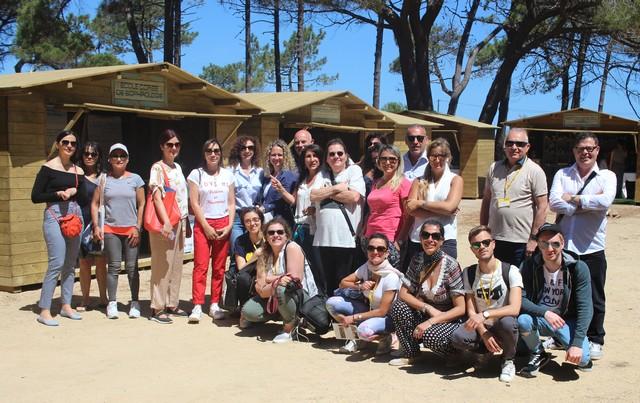 """Du Bien-être à Calvi pour les participants du """"Blog session in  Corsica"""""""
