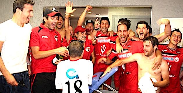 "Champion de PH ""A"" le Football Club Squadra Calvi accède en Division d'Honneur"