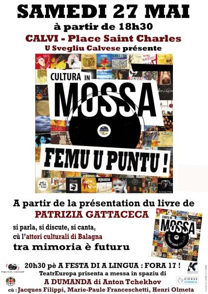 « Femu u puntu ! A Balagna da u cantu à u teatru » samedi à Calvi  avec le Svegliu Calvese