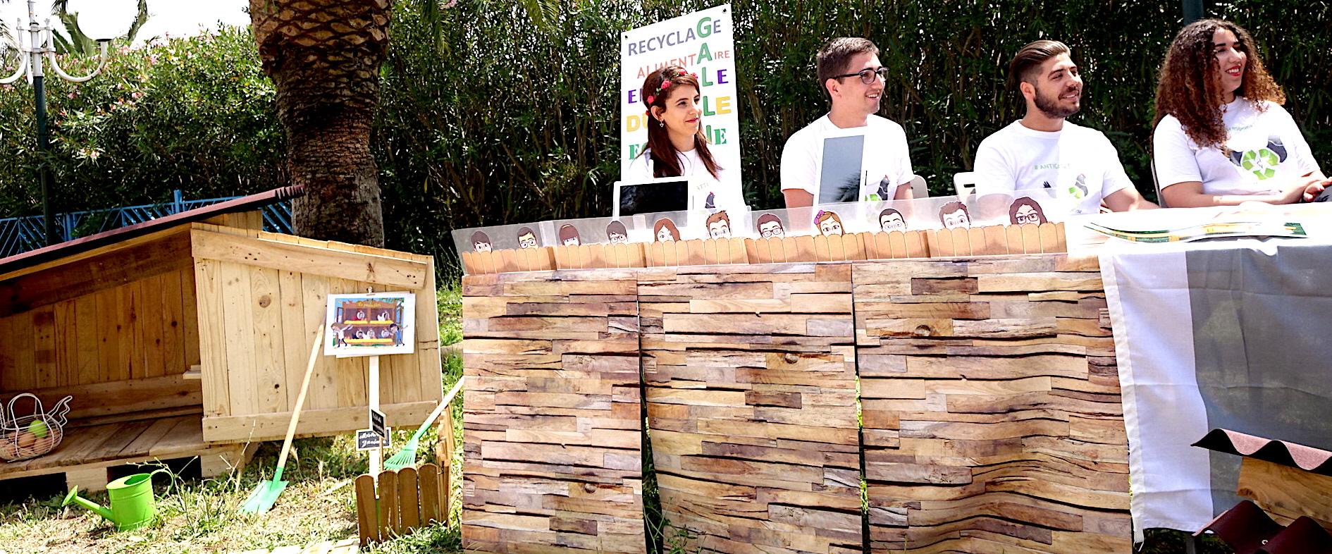 Lutte contre les biodéchets à Santa Maria di Lota : Deux poules offertes, contre l'achat d'un poulailler…