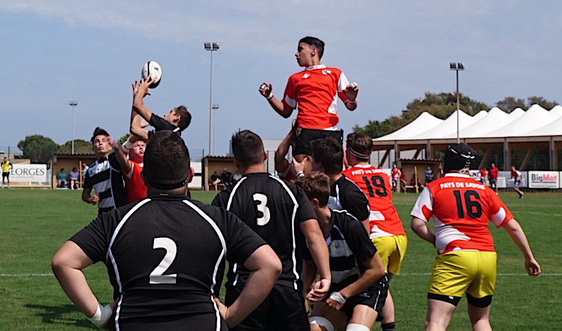 Challenge des Montagnards  de rugby : Les premiers lauriers pour la Savoie et l'Ariège…
