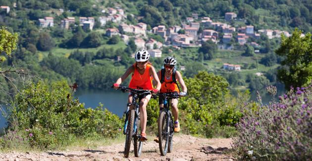 A sfida Natura dans le Niolu : Un  Raid Oxy'Jeunes Aventure pour 120 participants