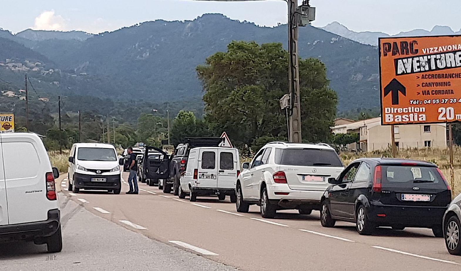 Auto contre moto à Vero : Un blessé dans un état grave