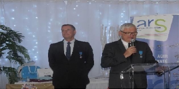 Départ à la retraite de Jean Houbeaut, directeur général adjoint de la l'ARS.