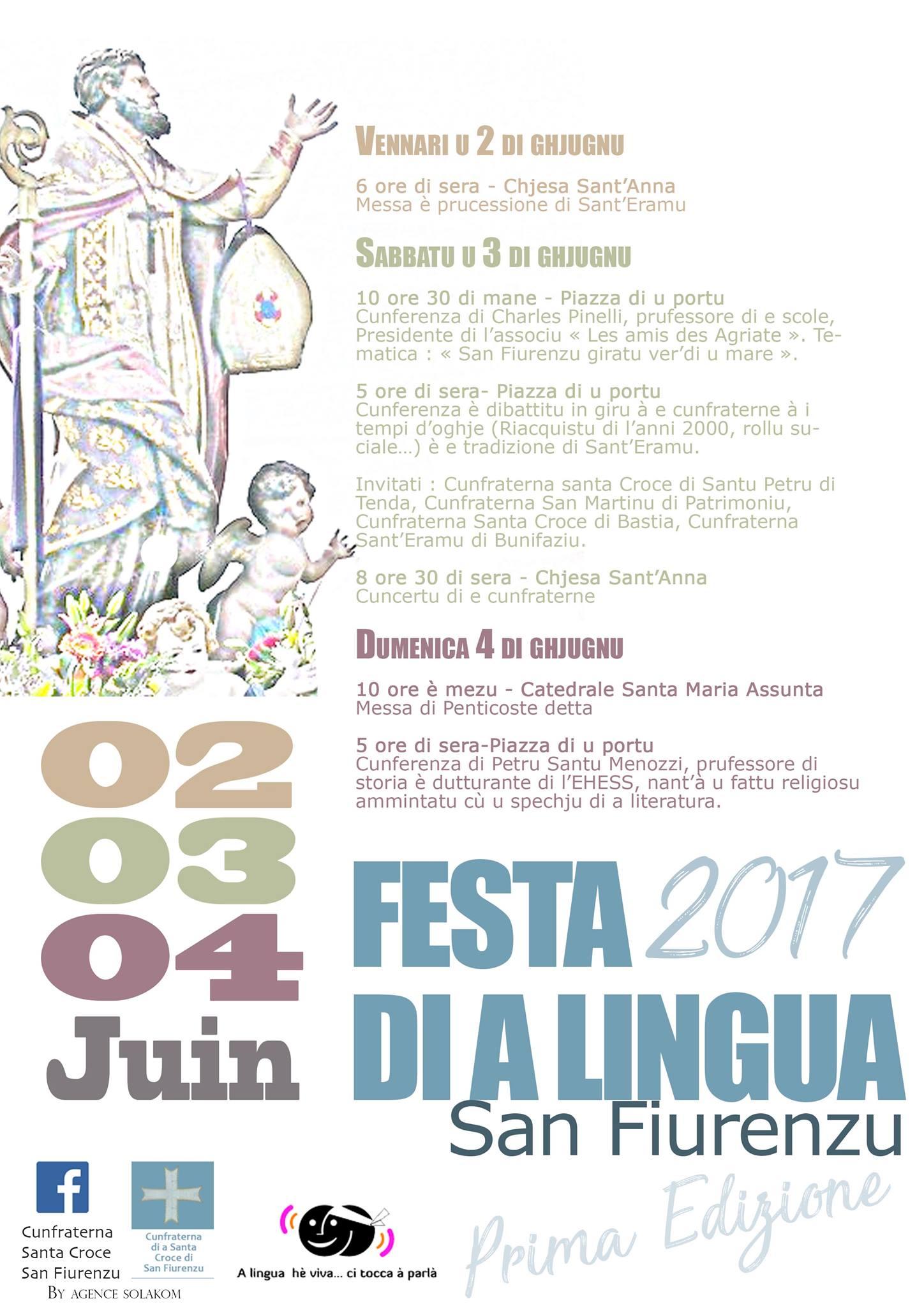 Festa di a lingua corsa in San Fiurenzu