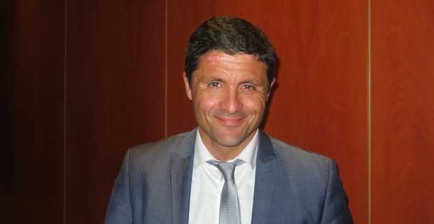 Jean- Félix Acquaviva, conseiller exécutif et président de l'Office des transports de la Corse (OTC).