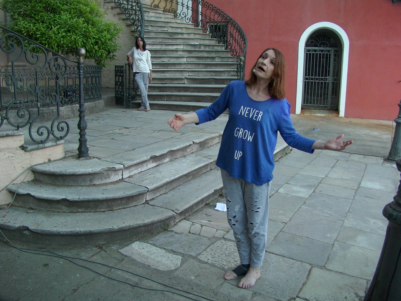 Festa di a lingua corsa in Bastia : La chanteuse qui murmurait à l'oreille de la danseuse…