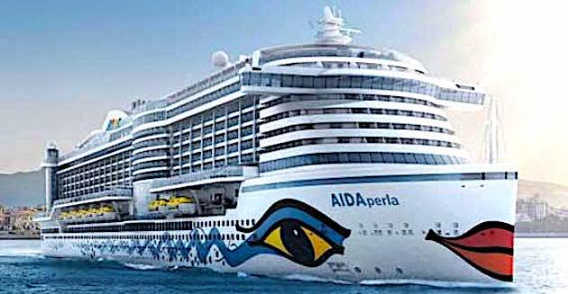 Cruise Line:  AIDA