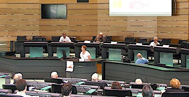 Bastia : Quand la Société des sciences se penche sur les incendies