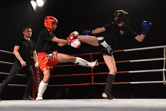 """Le succès pour le gala de boxe anglaise et """"pieds-poings"""" au complexe sportif de Calvi-Balagne"""