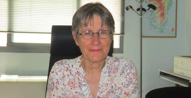 Agnès Simonpietri, conseillère exécutive et présidente de l'Office de l'environnement de Corse (OEC).