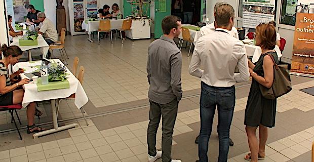 Borgo : Forum des métiers au  Lycée agricole