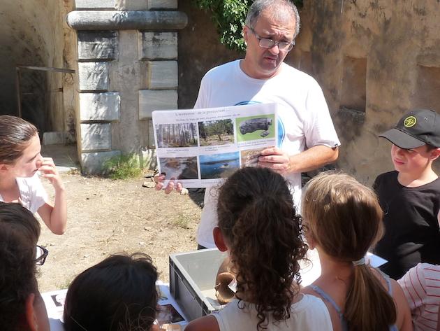 Journées de l'archéologie : 800 ans de l'histoire de Corte abordés en une heure de visite