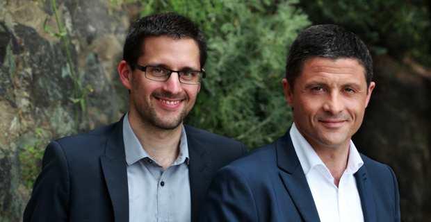 Le tandem de Pè a Corsica, Jean-Félix Acquaviva- Petr'Anto Tomasi en lice pour le 2nd tour des législatives dans la 2ème circonscription de la Haute-Corse.