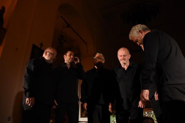 """""""A Filetta"""" a présenté son nouvel album """"Danse mémoire, danse"""" en avant-première à  Calvi"""