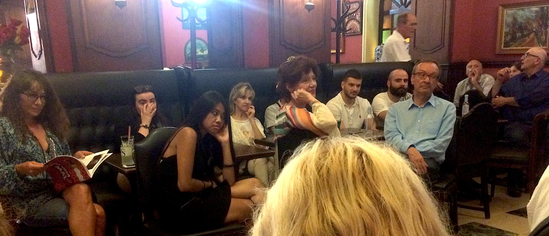 Café-philo de Bastia : D'où vient le mal ?