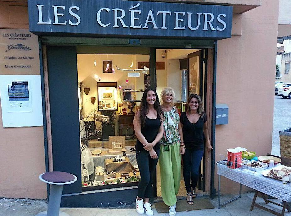 Exposition : « Evasion » à l'atelier « Les Créateurs » d'Ajaccio