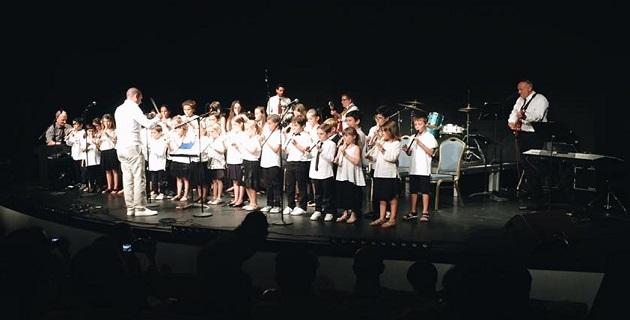 L'école de Musique d'Ajaccio honore ses élèves
