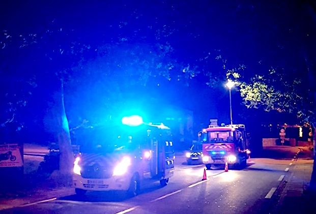Collision à L'Ile-Rousse: Deux blessés dont un dans un état grave