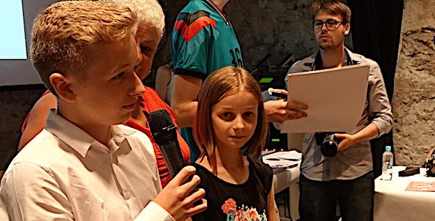 Assemblée générale et remise des prix : Les conseils d'enfants et de jeunes choisissent Bastia