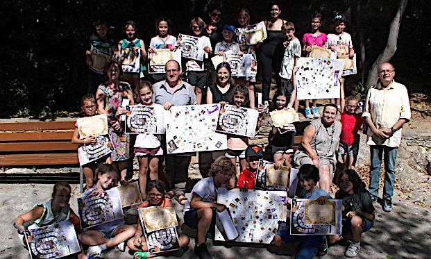 Bastia : Un jeu de l'oie … à l'ancienne !