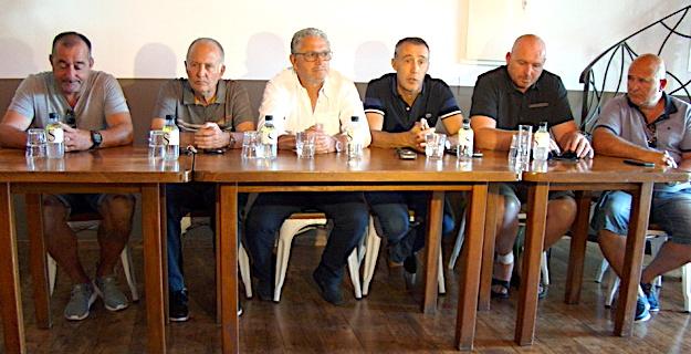 Football : CA Bastia + Borgo FC = FC Bastia-Borgo