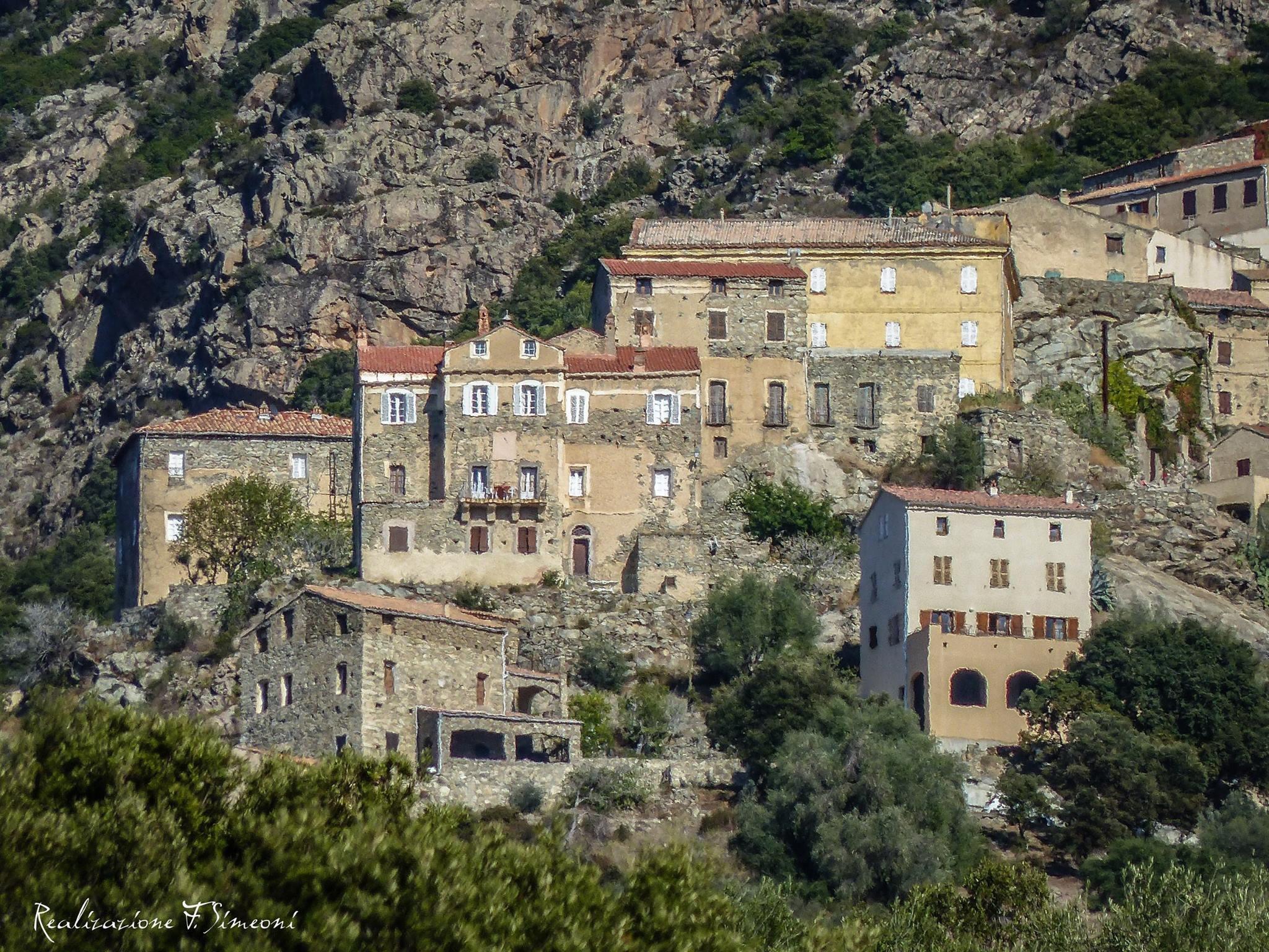 I piu belli paesi di Corsica : Bienvenue à Lama