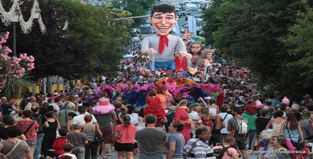 U carnavali  d'Aiacciu : Promesse tenue !
