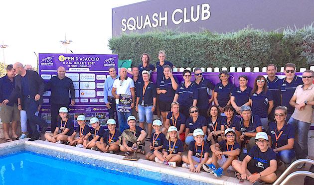 Open du Mezzavia Tennis Club du 8 au 16 juillet :  La grande ouverture estivale