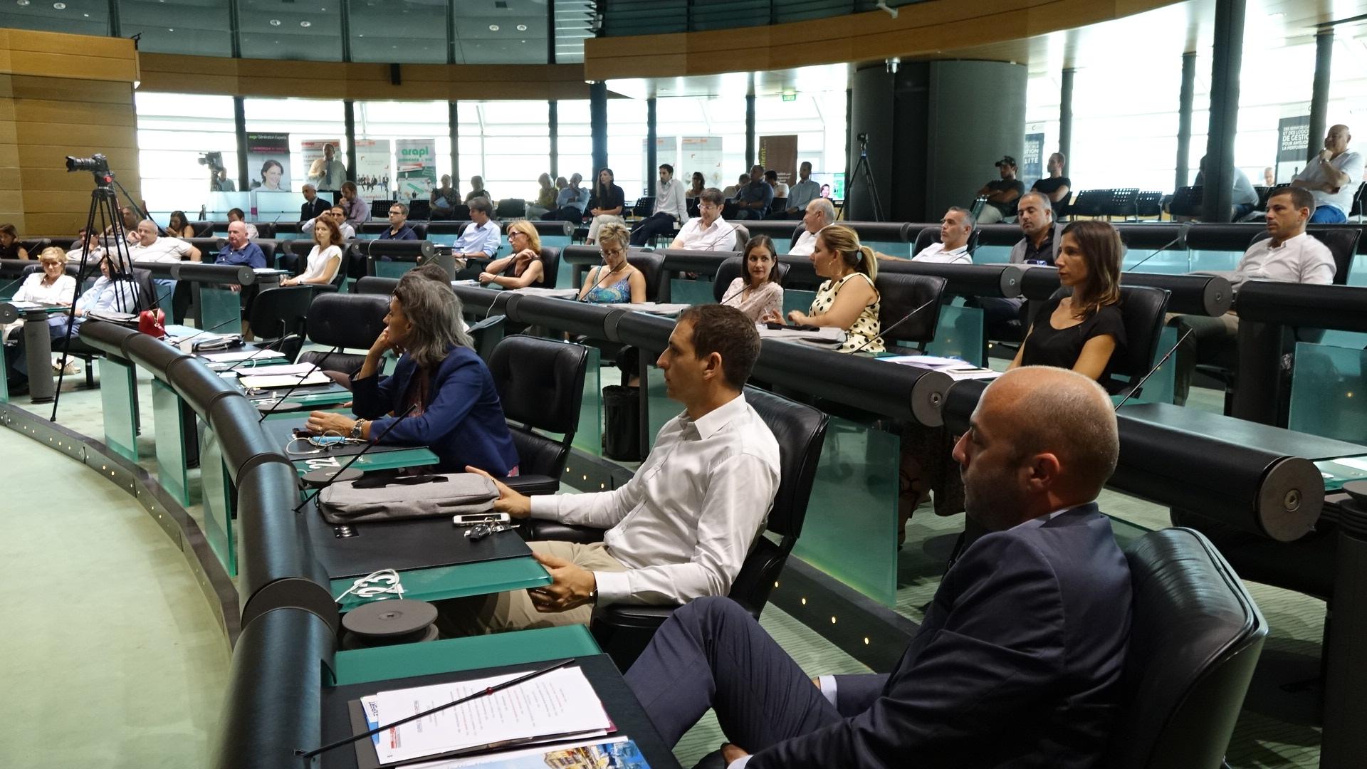 « Financement de la transition numérique » : Un partenariat experts-comptables de Corse-CADEC