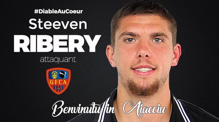 Football : Martin Mimoum au Sporting, Steeven Ribéry au GFCA