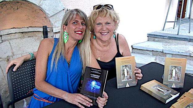 Carine Adolfini Bianconi et  Catherine Getten-Medori