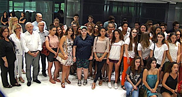 """Bastia : Bacheliers """"mention très bien"""", lauréats des prix de la communication et de thèses au Conseil départemental"""