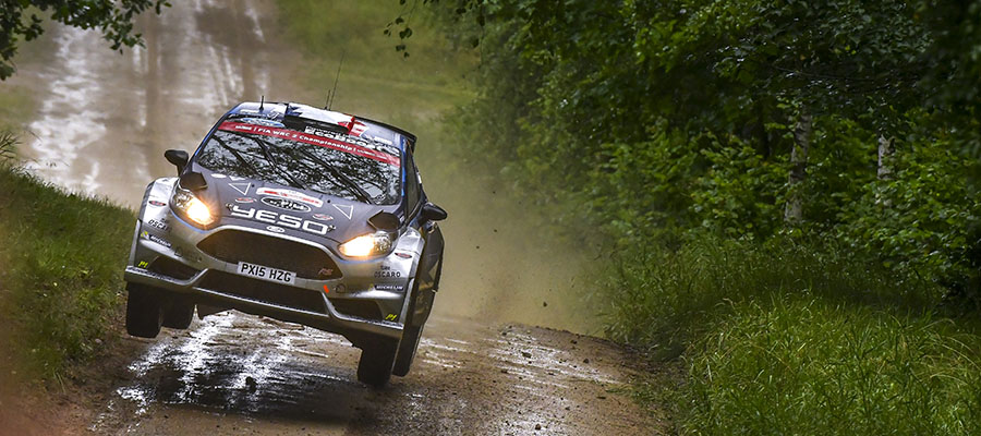 Pierre-Louis Loubet au rallye de Pologne : L'implacable loi de l'apprentissage