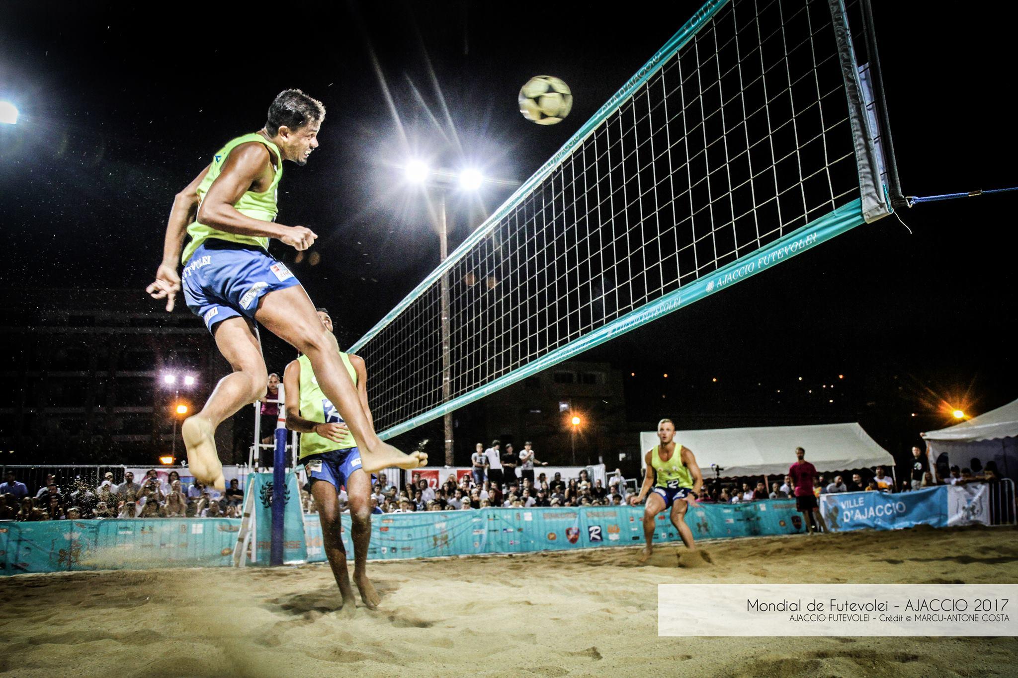 Une finale brésilienne ! (Photo © Marcu-Antone COSTA)