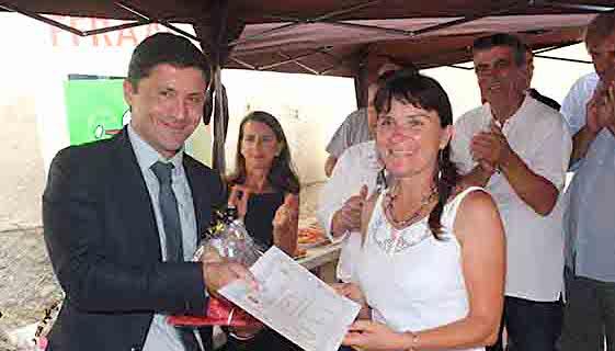La 29ème édition di A Fiera di l'alivu inaugurée à Montegrossu