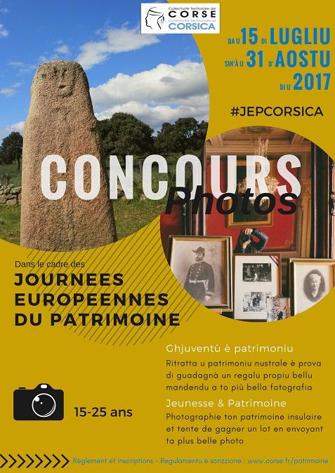 """CTC : Concours photos """"Jeunesse et Patrimoine"""""""