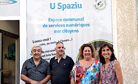 Prunelli-di-Fium'Orbu : Le Spaziu pour dessiner un nouvel art de vivre pour la ruralité