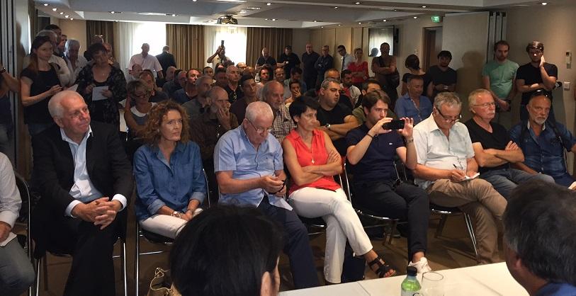 Femu a Corsica : Chjama per l'unità