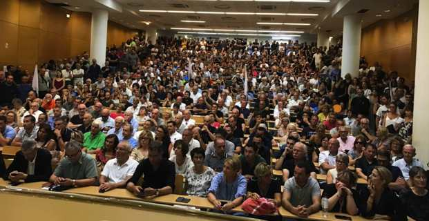 Gilles Simeoni : « Nous construirons, avec Femu a Corsica, un parti de gouvernement »