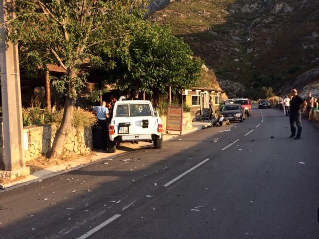 Un mort et un blessé grave dans une collision Auto-Moto à Occhiatana