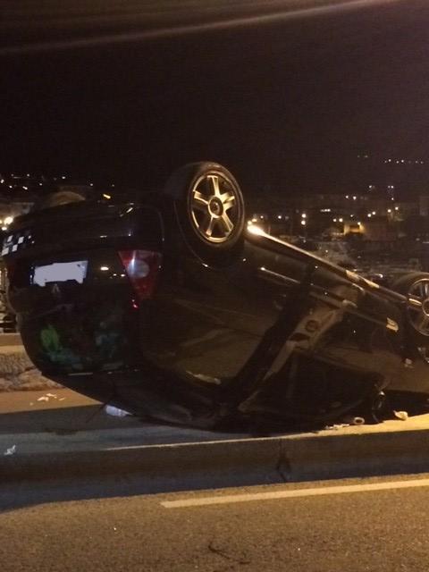 Accident de la route : Le chauffard de l'Ile-Rousse interpellé