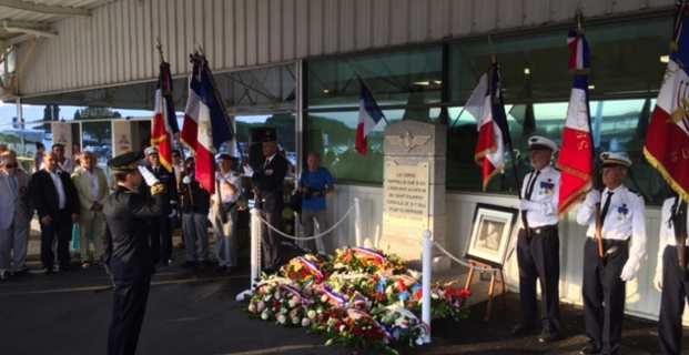 L'aéroport de Bastia-Poretta rend hommage à Saint-Exupéry et commémore son dernier vol
