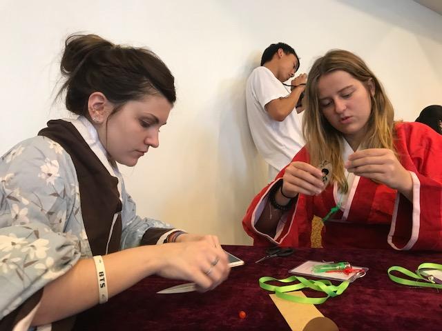 Manon et Clelia, ambassadrices de Bastia et de la Corse à Shanghaï